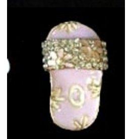 Elizabeth Turner Flip Flop Magnets