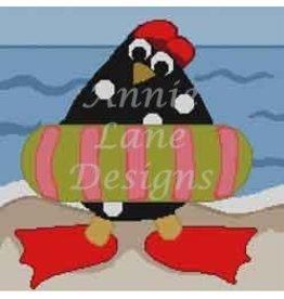 Annie Lane Designs Chicken Dippin<br />10&quot; x 10&quot;
