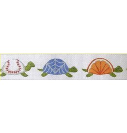 Jane Nichols Painted Turtles Belt