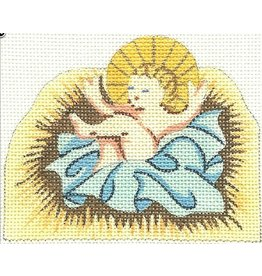 Colonial Needle Baby Jesus<br />