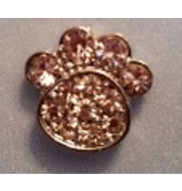 Accoutrement Designs Paw Print Magnet