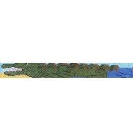 Cooper Oaks Allegator belt