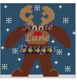Annie Lane Designs Rudy<br />4&quot; x 4&quot;
