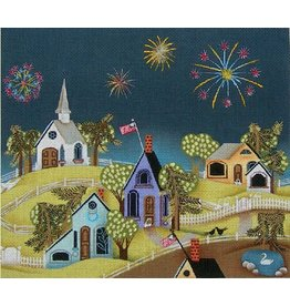 Ewe &amp; Eye 4th of July II<br />