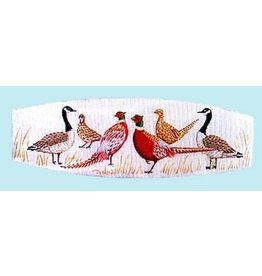Game Birds cummerbund