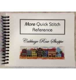 Custom House Book - More Quick Stitch