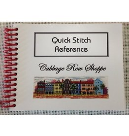 Custom House Quick Stitch Reference
