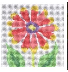 Jean Smith Designs Simple Flower Coaster - Daisy<br />
