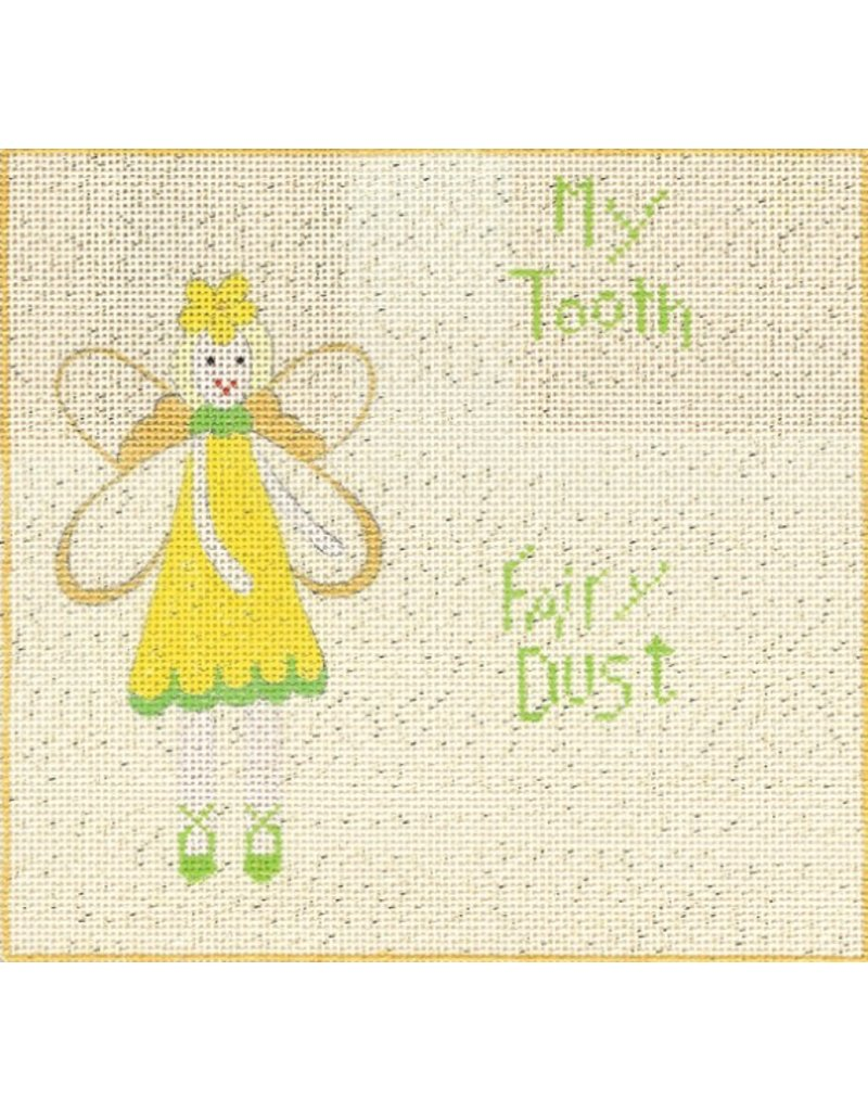 All About Stitching Angel Dust Tooth Fairy