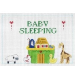 All About Stitching Baby Sleeping ~ Noah&#039;s Arc<br />