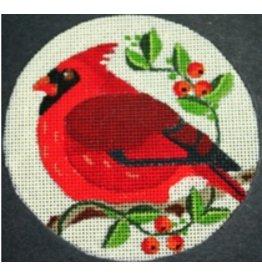 Melissa Prince Cardinal<br />4&quot; Round