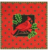 Amanda Lawford Cardinal with Holly<br />