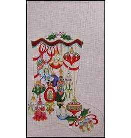 Strictly Christmas Ornament Stocking