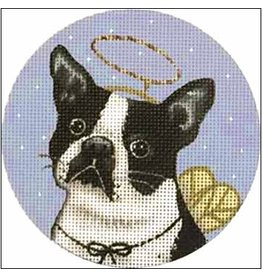Melissa Shirley Boston Terrier<br />