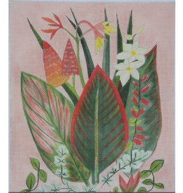 BB Needlepoint Design Cannas<br />