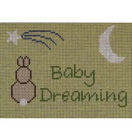 J. Child Baby Dreaming<br />7&quot; x 5&quot;