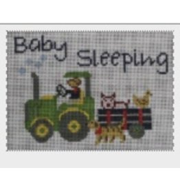 J. Child Farmer &quot;baby sleeping&#039;<br />