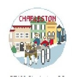 Kathy Schenkel Charleston ornament<br />