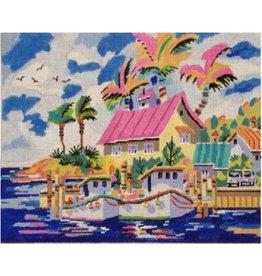 Purple Palm Designs Relfections<br />8&quot; x 10&quot;
