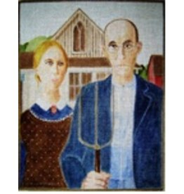 Changing Woman Designs American Gothic<br />