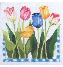 Jean Smith Designs Charming Tulips<br />