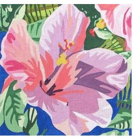 Jean Smith Designs Hibiscus Pillow<br />