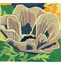 Jean Smith Designs Anemone &amp; Primrose<br />14&quot; x 14&quot;