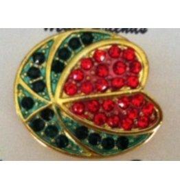 Accoutrement Designs Watermelon - Magnet