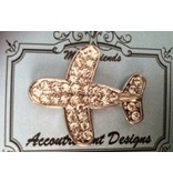 Accoutrement Designs Airplane - Magnet