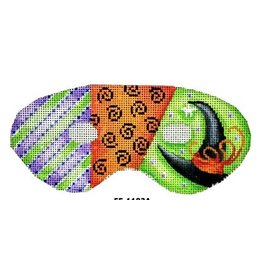 Associated Talent Witch Hat Squiggles Mask<br />