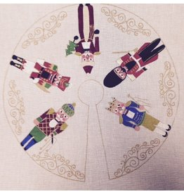 Artist Collection Nutcracker Suite Tree Skirt<br />