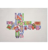 A Collection of Designs Christmas Package / Packages<br />2.25&quot; x 2.25&quot; x 2.25&quot;