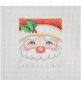 A Collection of Designs Mini Santa Face - Ornament<br />