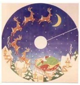Treglown Santa&#039;s Ride Tree Skirt<br />43&quot; diameter