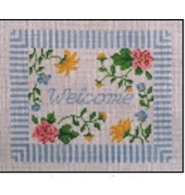 Winnetka Welcome Sign<br />