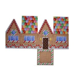 Associated Talent Gingerbread Cottage Gumdrop Roof<br />