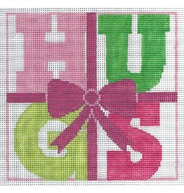 Barbara Bergsten Hugs - Saying<br />