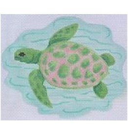 Kate Dickerson Tropical mini - Sea Turtle
