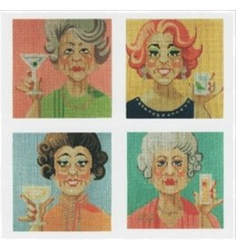 Labors of Love Ladies Who Lunch - coasters<br />