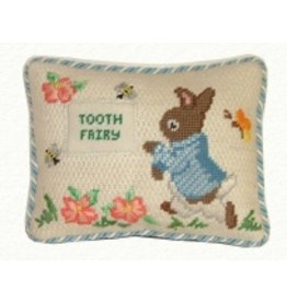 Canvas Connection Bunny Tooth Fairy Pillow<br />