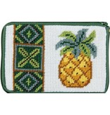 Alice Peterson Pineapple Credit Card Case