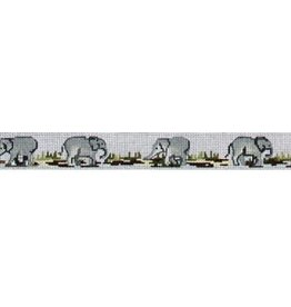 Elizabeth Turner Africian Elephants belt