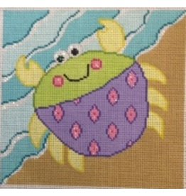 Little Shoppe Canvas Crab<br />