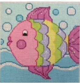 Little Shoppe Canvas Fish<br />