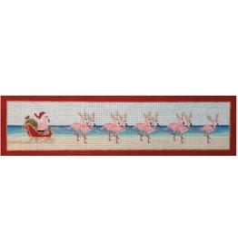 Purple Palm Designs Flamingo Folly<br />4.5&quot; x 16.5&quot;
