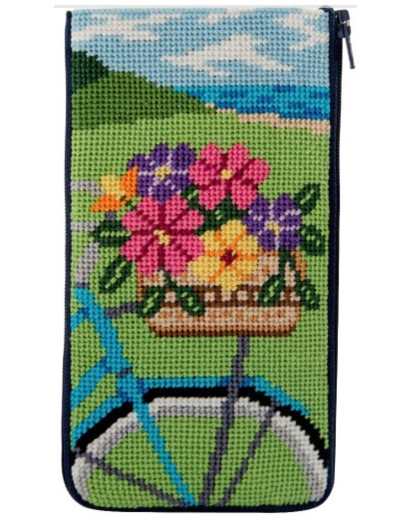 Alice Peterson Springtime Ride Eye Glass Case - Kit