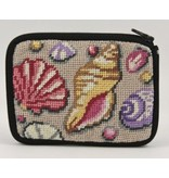 Alice Peterson Shells - Coin/Credit Card Case
