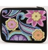 Alice Peterson Paisley - Coin/Credit Card Case