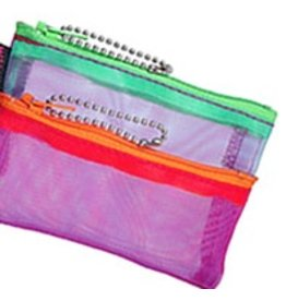 Walker Dunham Tropical color double zip case<br />