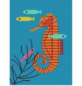 Treglown Seahorse<br />5&quot; x 7&quot;